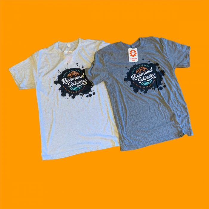 Richmond Seltzer Co shirts